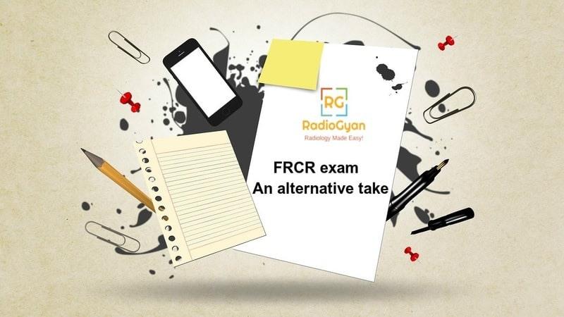FRCR exam preparation